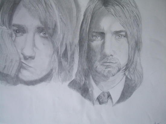 Kurt Cobain by Epona